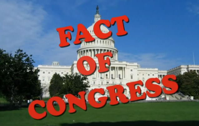 Facts of Congress